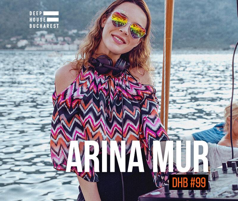 DHB Podcast #99 – Arina Mur